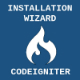 Installation Wizard - CodeIgniter - CodeCanyon Item for Sale