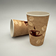 Paper cup - 3DOcean Item for Sale