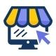 Online Shop Logo - GraphicRiver Item for Sale
