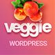 Veggie | Vegetable and Fruit Shop WordPress Theme - ThemeForest Item for Sale