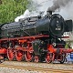 Steam Train Movement Loop