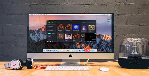 Chrome App For BeMusic