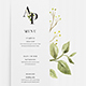 Wedding Invitation Suite - Lirio - GraphicRiver Item for Sale