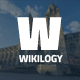 Wikilogy - Wiki & Blog - ThemeForest Item for Sale