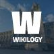 Wikilogy - Wiki & Blog - ThemeForest Item for Sale