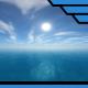 Ocean Blue Clouds 15 - HDRI - 3DOcean Item for Sale