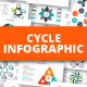 Cycle infographic pack - GraphicRiver Item for Sale