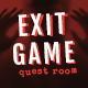 Exit Game | Real-Life Room Escape WordPress Theme - ThemeForest Item for Sale