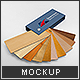Texture Presentation Mock-up - GraphicRiver Item for Sale