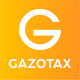 Gazotax - Taxi Service PSD Template - ThemeForest Item for Sale