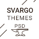 Svargo - Tourism and Entertainment One Page PSD Template - ThemeForest Item for Sale