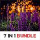 7 IN 1 Lightroom Presets Bundle - GraphicRiver Item for Sale