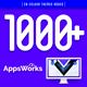 AppsWorks- 20 Colours Keynote Presentation - GraphicRiver Item for Sale