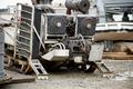 Mobile diesel generator - PhotoDune Item for Sale