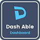 Dash Able Bootstrap Admin Template - ThemeForest Item for Sale