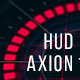 Sci-Fi HUD - Axion - VideoHive Item for Sale