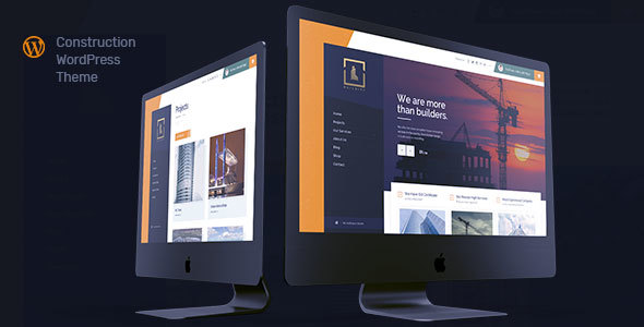 Buildify | Construction WordPress Theme