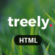 Treely - One Page Parallax - ThemeForest Item for Sale