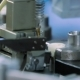 The Machine Inserts the Lid on the Production of Droppers at the Medical Equipment Factory - VideoHive Item for Sale