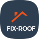 FixRoof - Roofing Service and Construction HTML Template - ThemeForest Item for Sale