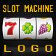 Slot Machine Logo - VideoHive Item for Sale