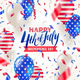 Independence Day Vector Illustration - GraphicRiver Item for Sale