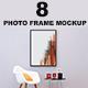 Photo Frame Mockups Vol.1 - GraphicRiver Item for Sale