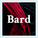 Bard - A Theatre and Performing Arts Theme - ThemeForest Item for Sale
