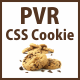PVR - CSS Cookie Law Notification Responsive - CodeCanyon Item for Sale