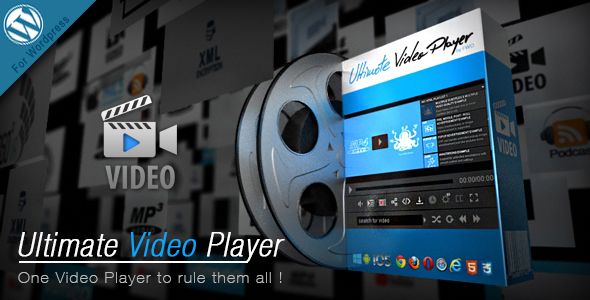 WordPress Video Player Plugins, Code & Scripts from CodeCanyon