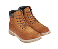 Brown leather safety boots - PhotoDune Item for Sale