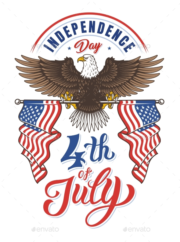 American Eagle Independence Day