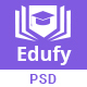 Edufy Education Courses PSD Template - ThemeForest Item for Sale