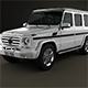 Mercedes-Benz G-Class 2013 - 3DOcean Item for Sale