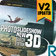 Photo Slide Show 3D New Glitch Edition - VideoHive Item for Sale