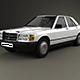 Mercedes-Benz 190E - 3DOcean Item for Sale