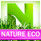 Nature Eco Plants Logo - VideoHive Item for Sale