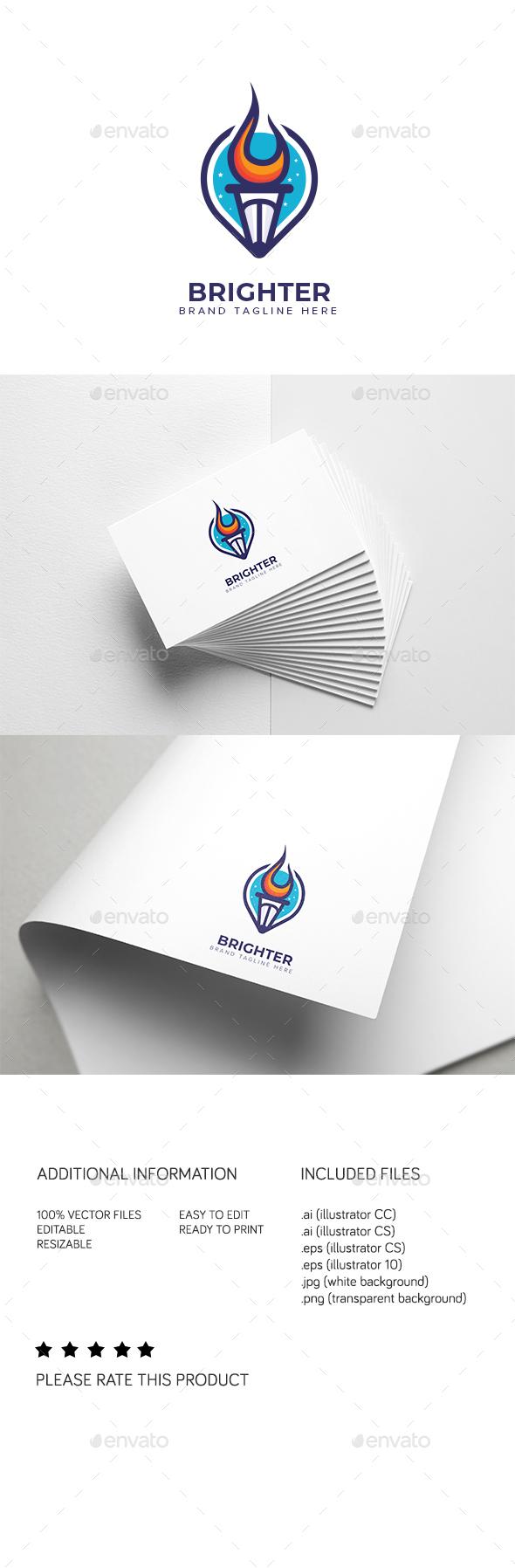 Brighter Logo