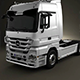 Mercedes-Benz Actros - 3DOcean Item for Sale