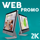 Web Site Promo - VideoHive Item for Sale