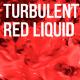 Turbulent Red Liquid - VideoHive Item for Sale