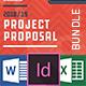 +100 Pages Bundle Full Proposal Packages A4 / US Letter V 2.0 - GraphicRiver Item for Sale
