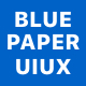 Blue Paper Ecommerce UI KIT - CodeCanyon Item for Sale