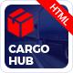 Cargo HUB - Logistics HTML Template - ThemeForest Item for Sale