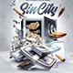 Sin City Flyer - GraphicRiver Item for Sale