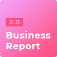 Business Report Template 2.0 for Keynote - GraphicRiver Item for Sale