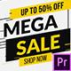 Mega Sale - VideoHive Item for Sale