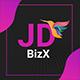 JD BizX - Creative One Page Multipurpose Joomla 3.9 Template - ThemeForest Item for Sale
