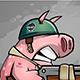 Private Peeg Character Game Sprite - GraphicRiver Item for Sale