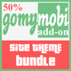 gomymobiBSB's Site Theme: Bundle #2 - CodeCanyon Item for Sale